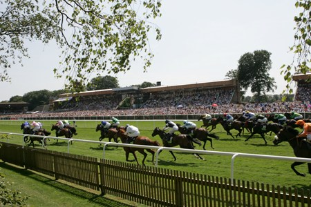 Newmarket July racecourse